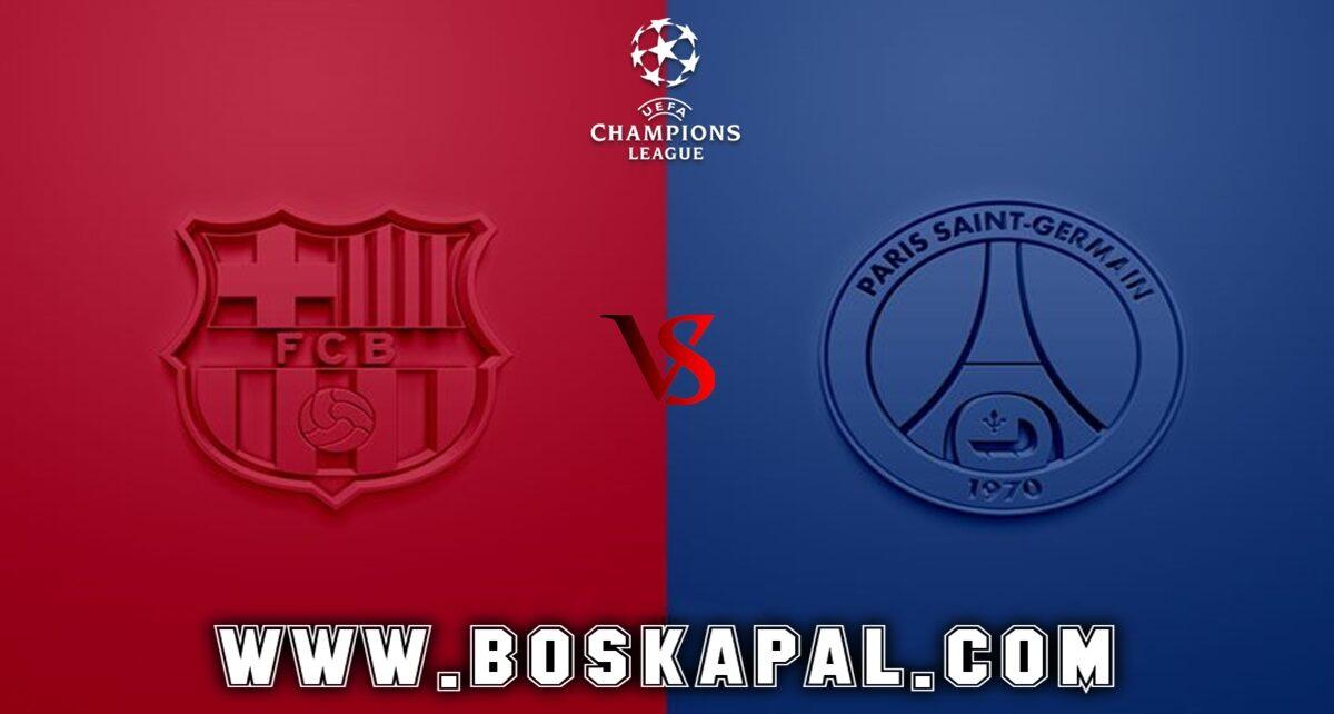 Prediksi Liga Champions Barcelona Vs PSG: Misi Balas Dendam
