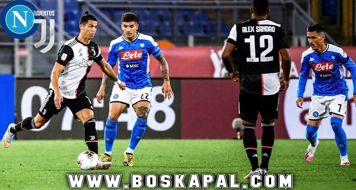 Prediksi Napoli Vs Juventus Live In Kapaljudi
