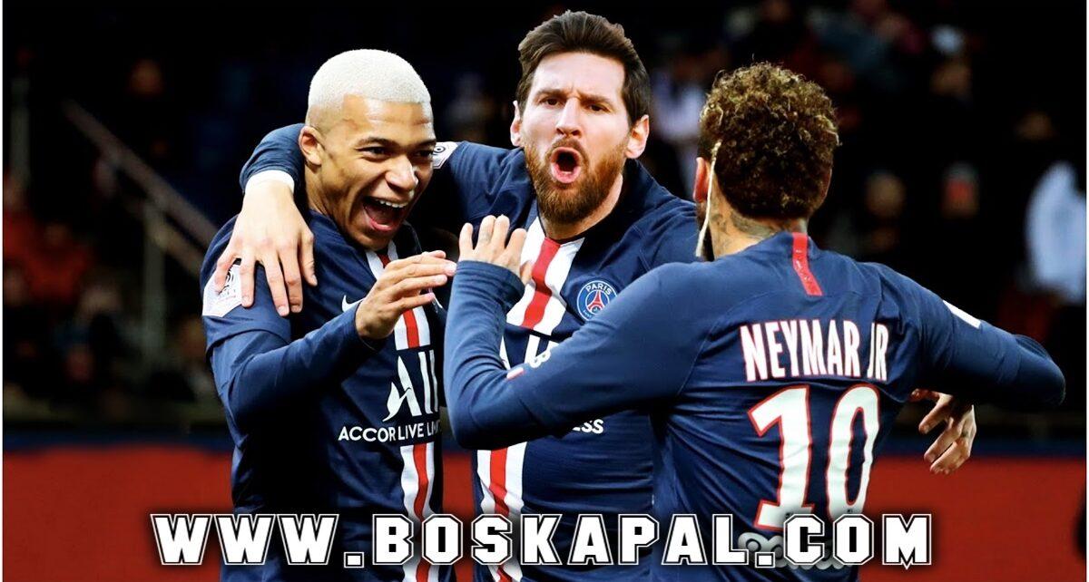 Paris Saint Germain Tergila-gila Dengan Lionel Messi