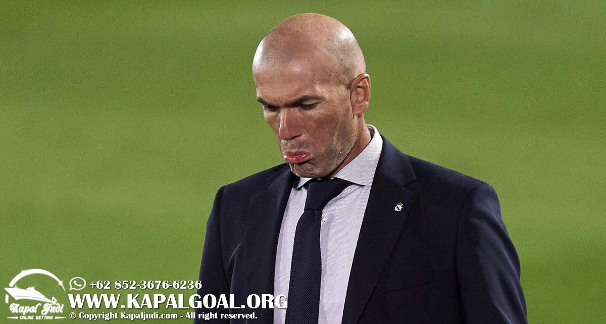 Zinedine Zidane Akan Segera di Gantikan