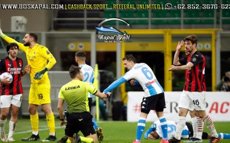 AC Milan Kalah 0-1