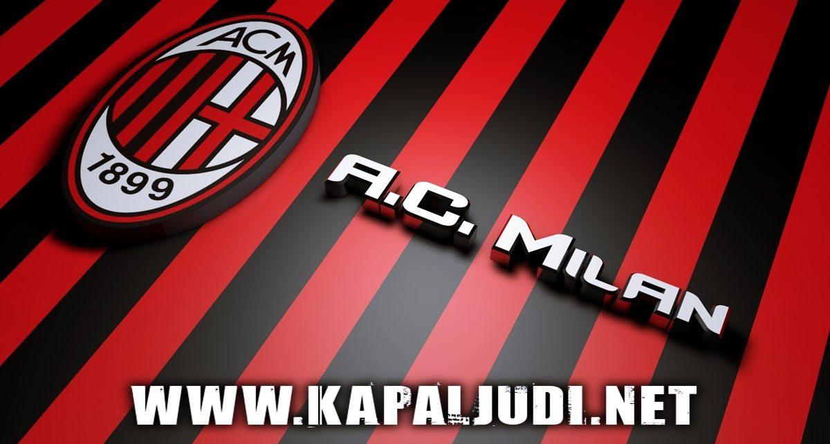 Daftar List Pemain Incaran AC Milan Pada Musim Depan