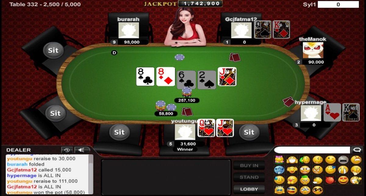 Panduan Bermain Game Poker
