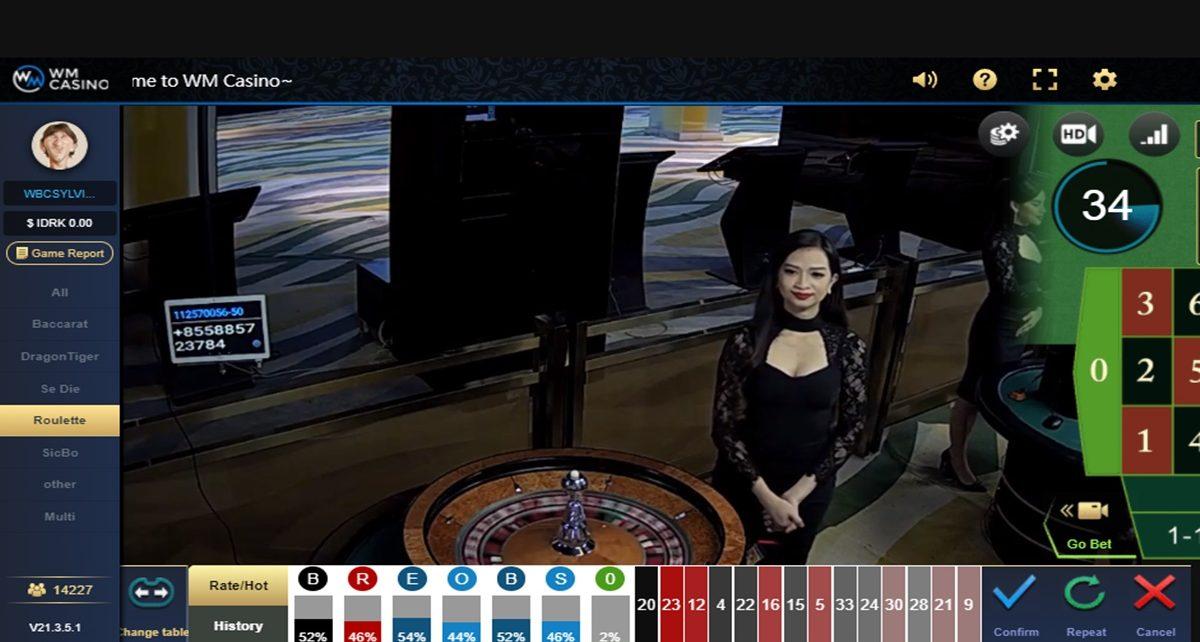 Panduan Bermain Live Casino Roullete