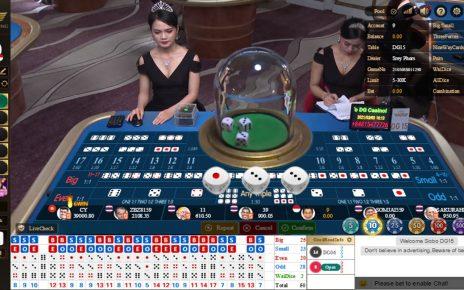 Panduan Bermain Live Casino Sicbo