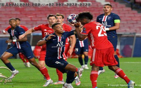 Laga penentu PSG Vs Bayern