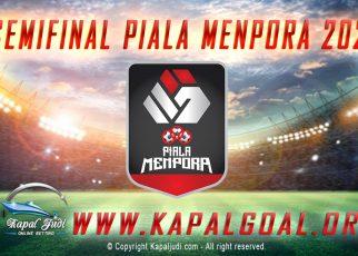 Daftar Tim Yang Lolos ke Semifinal Piala Menpora 2021