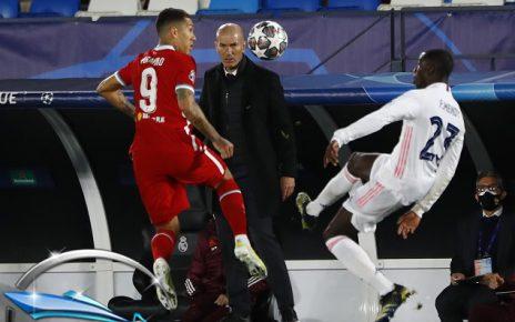 Madrid Eksploitasi Dua Bek Sayap Liverpool