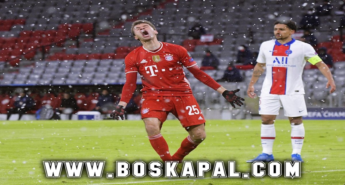 Bayern Munchen Gagal ke Semifinal Liga Champions