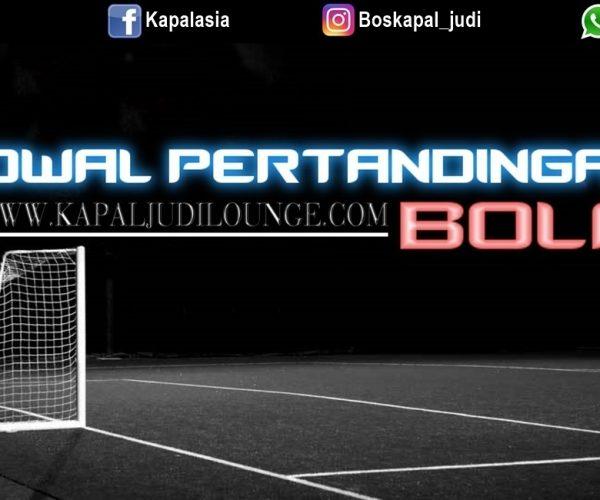 Jadwal Pertandingan Bola Tanggal 08-09 Apr 2021 Kapal Judi