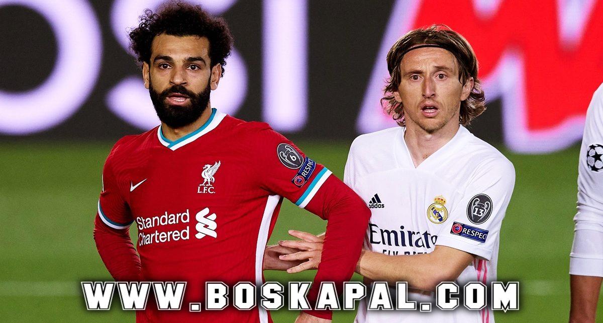 Liverpool Gagal Ke Semifinal Liga Champions