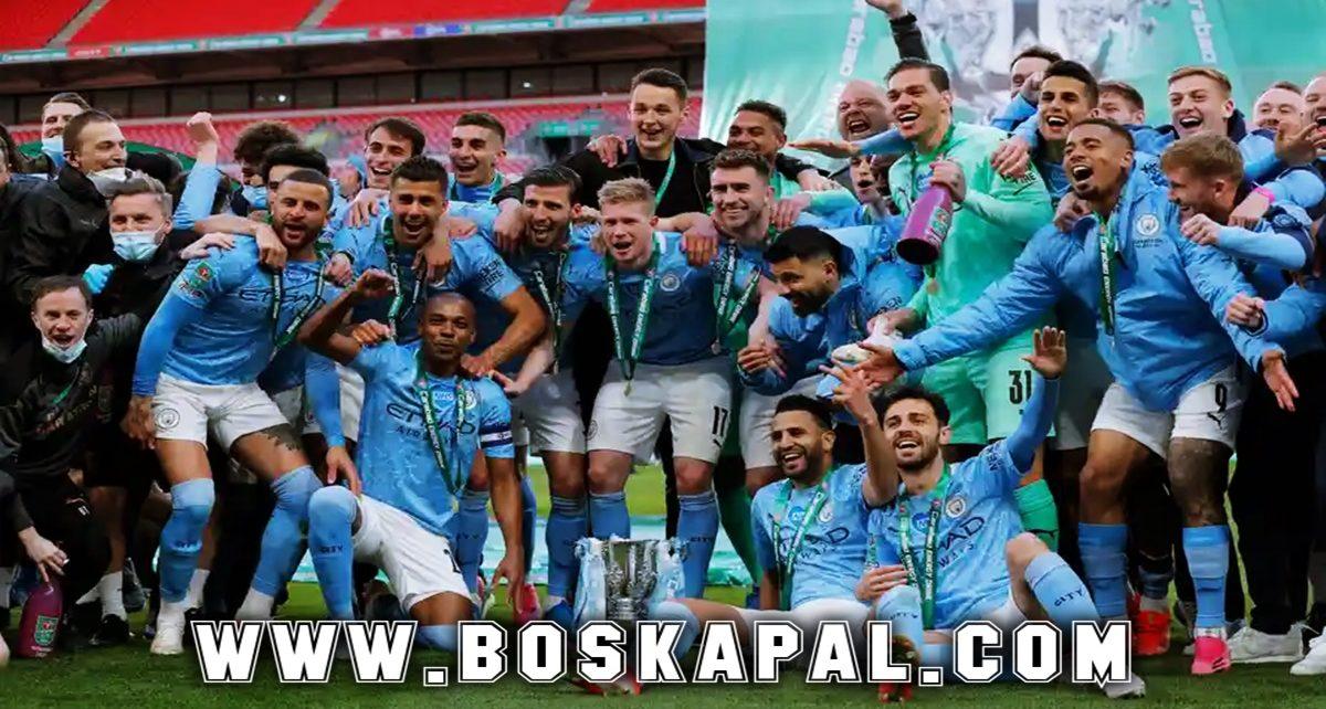 Manchester City Berhasil Menjadi Juara Carabao Cup