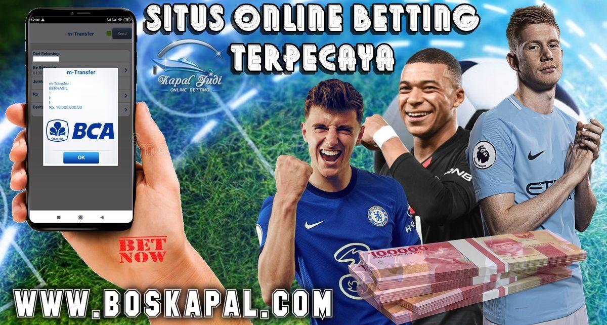 Info Kemenangan Bermain Single Bet Sportbook 14 April 2021