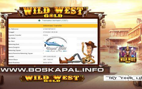 Info Kemenangan Pragmatic Play Wild West Gold