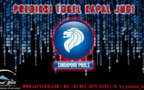 PREDIKSI JITU TOGEL SINGAPORE