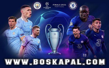 Prediksi Manchester City Vs Chelsea Final Liga Champions