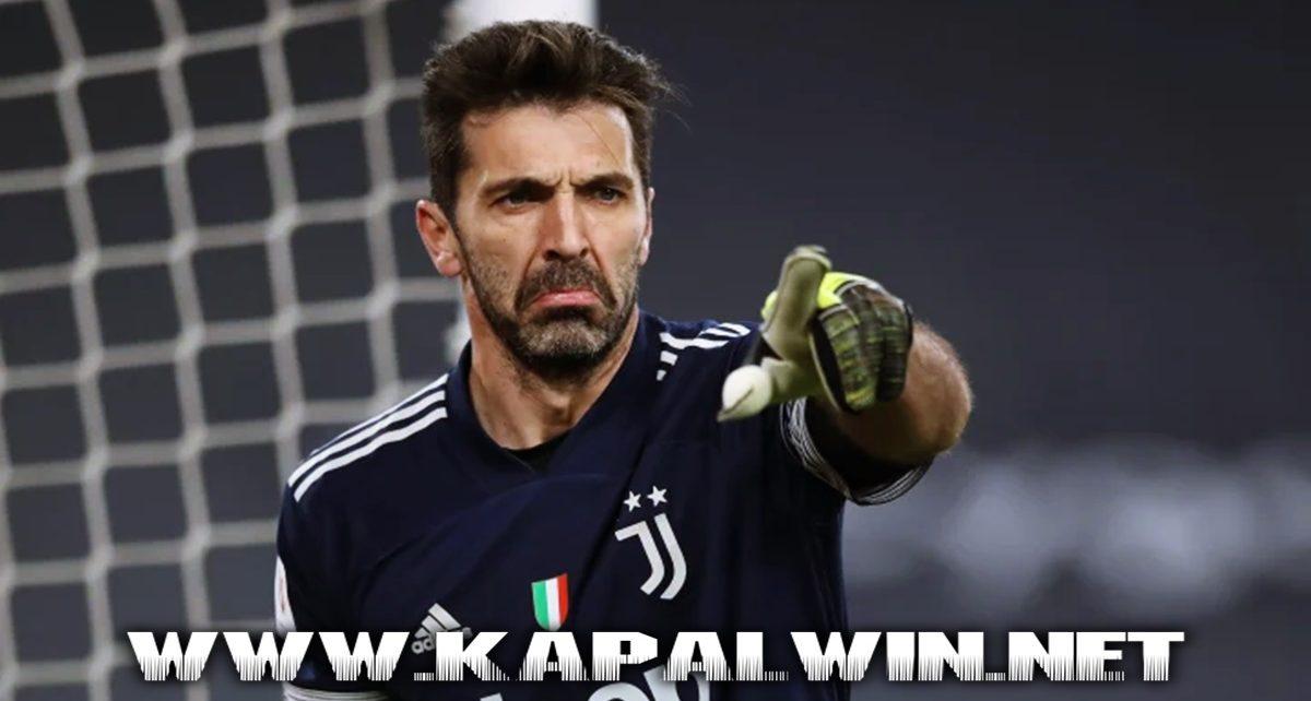 Gianluigi Buffon Berpisah Lagi Dengan Juventus Musim Ini