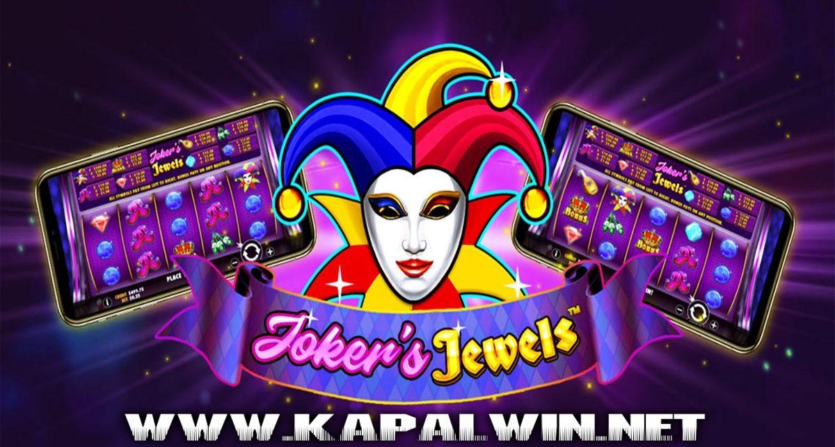 Info Kemenangan Pragmatic Play Joker's Jewels