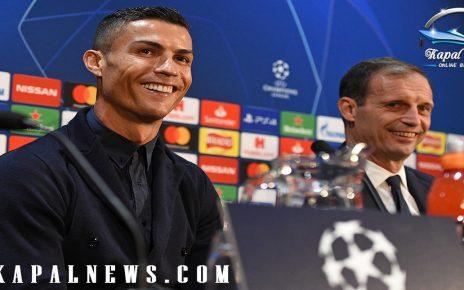 Allegri Sudah Putuskan Akan Jual Cristiano Ronaldo