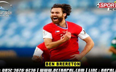 Ben Brereton Lahir di Inggris, Gak Bisa Bahasa Spanyol, Bela Timnas Chile