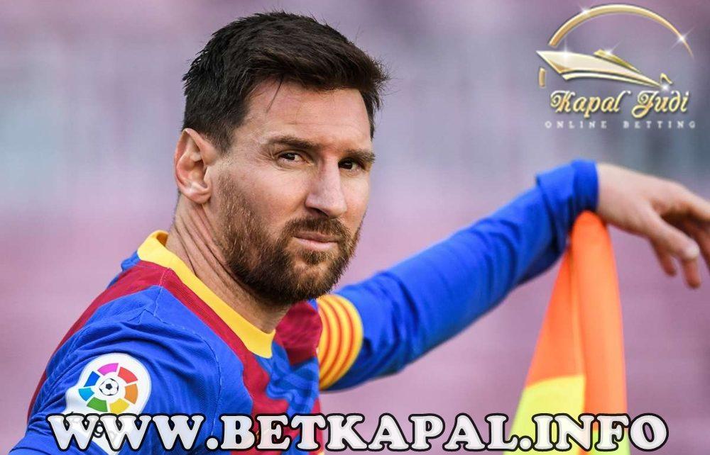 Messi Akan Kembali Ke Barcelona ?