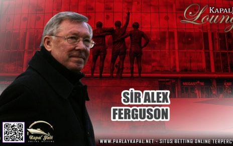 Kenangan Sir Alex Ferguson di MU 10 Tahun Lalu