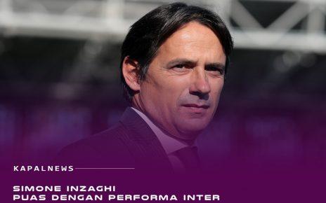 Inzaghi Puas dengan Performa Inter