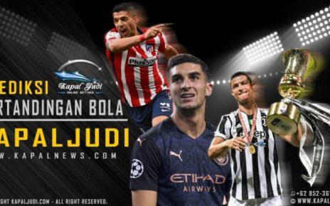 Prediksi Pertandingan Bola Tanggal 30-31 Agustus 2021 Kapal Judi