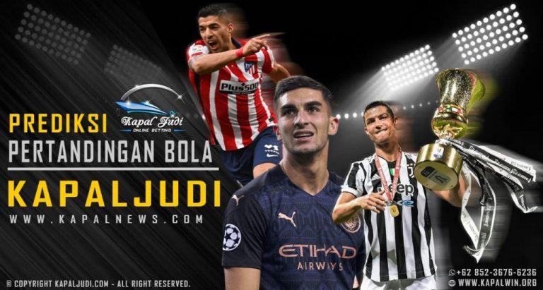 Prediksi Pertandingan Bola Tanggal 08-09 Agustus 2021 Kapal Judi