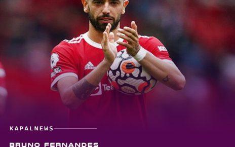 Bruno Fernandes Silakan Bawa Pulang Bolanya!