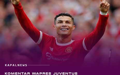 Aksi Anyar Ronaldo Di Manchester United