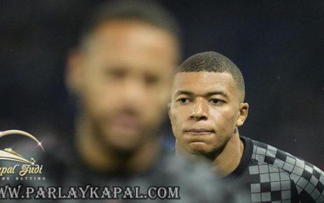 Duh, Kylian Mbappe Dongkol sama Neymar