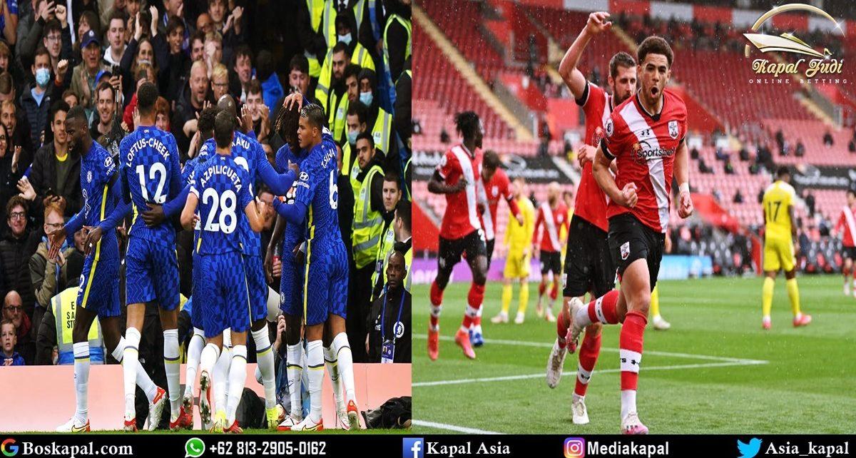 Carabao Cup: Chelsea Vs Southampton Live Bersama Kapaljudi