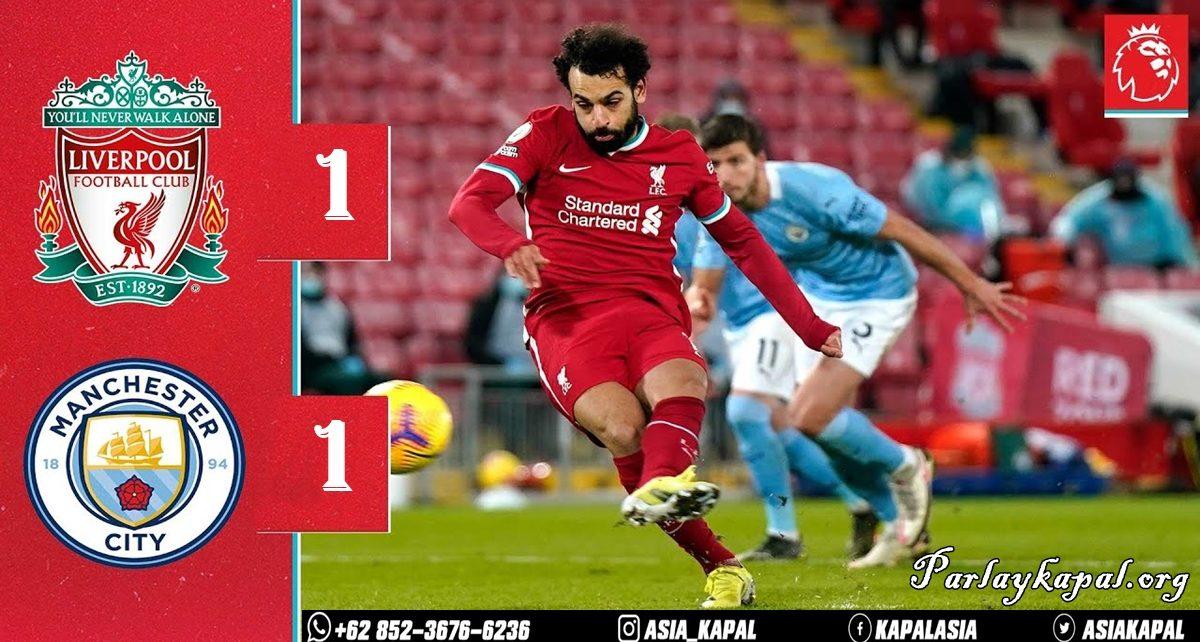 Prediksi Liverpool Vs Manchester City: Live Bersama Kapaljudi